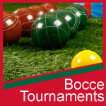 Bocce Tournaments