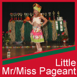 Little Mr/Miss Pageant